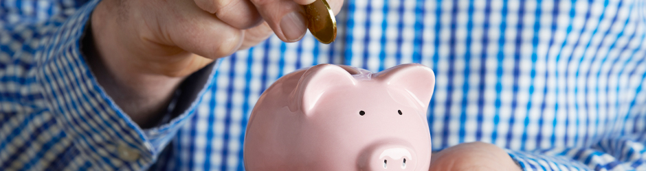 shopping discounts means more money for your piggy bank